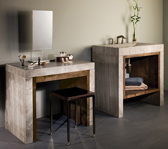 contemporary bathroom furniture designs