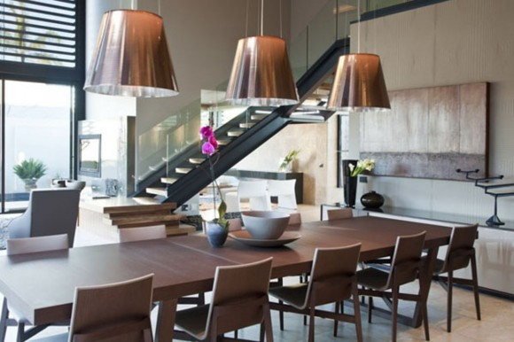 contemporary dining room decor layouts