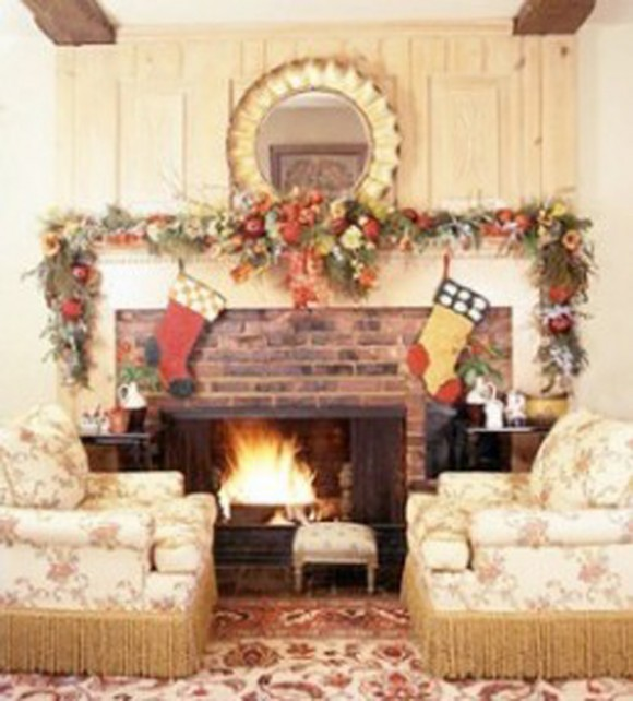 contemporary holiday decorations inspirations