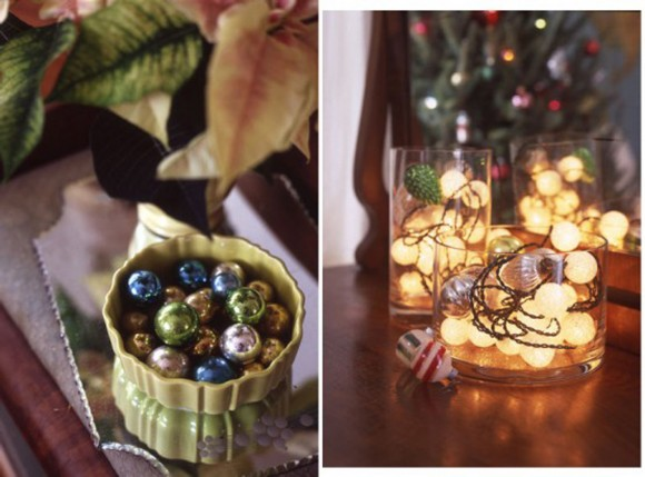 glamour christmas decorations plans