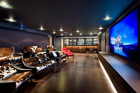 how to create a comfortable movie room tips