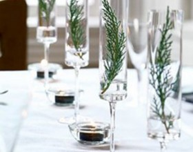 inspiring Christmas dining room decorations