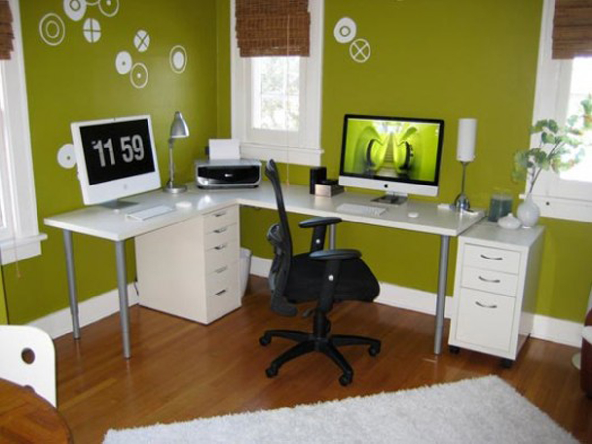 inspiring home office decor pictures