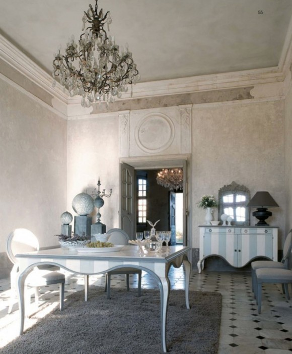 luxury dining room designs inspirations
