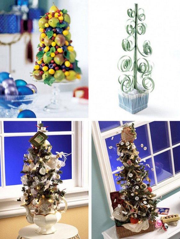 natural christmas decorations ideas