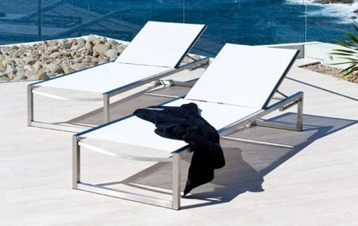 white outdoor furniture plans