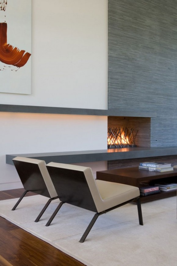 built in fireplace decor inspirations