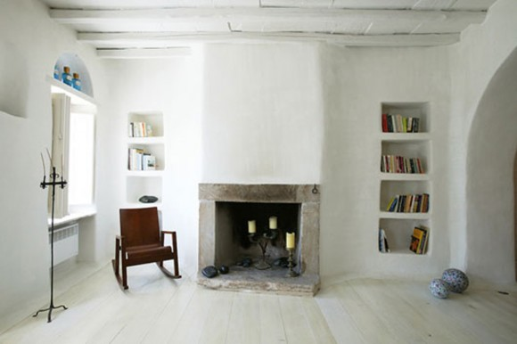 clean and clear moroccan interior plans