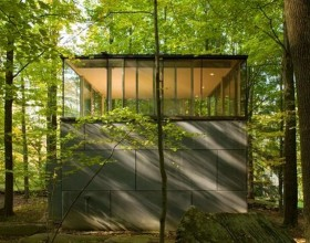 eco friendly cube house designs