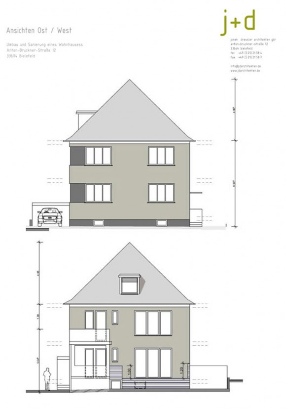 extremely details minimalist house plans