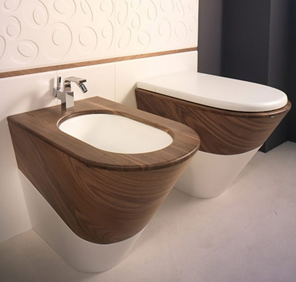 fascinating wooden bathroom appliance