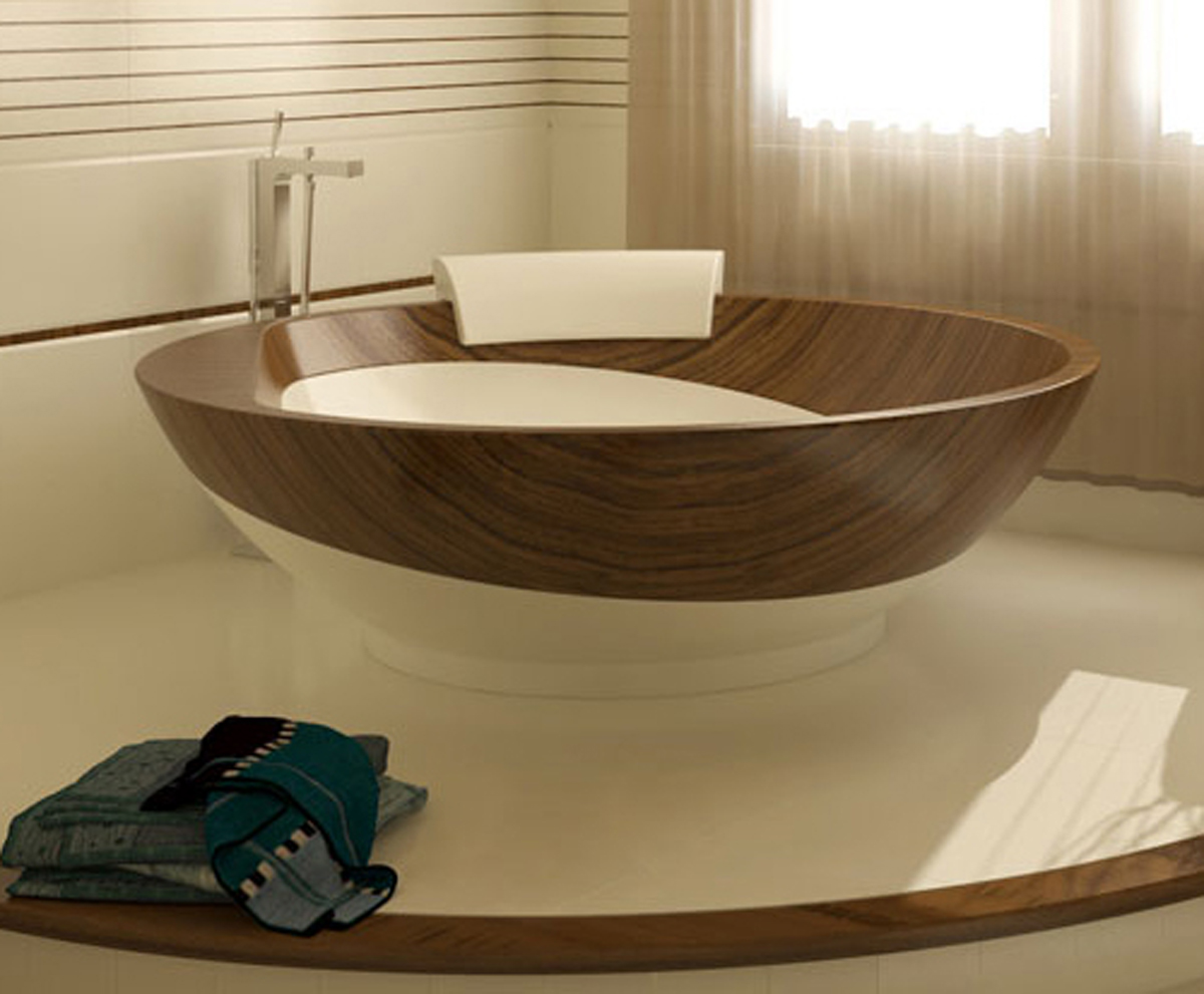 Free standing bathtub designs pictures Bathroom design ideas with freestanding tub