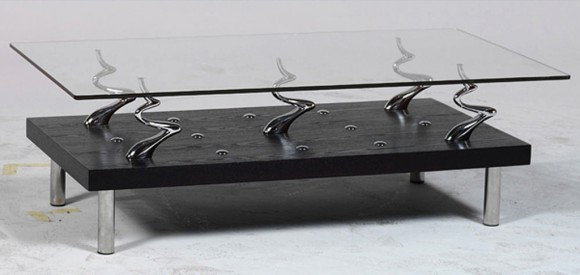 innovative glass coffee table designs