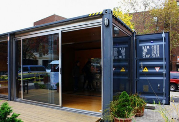 inspiring container decors layouts