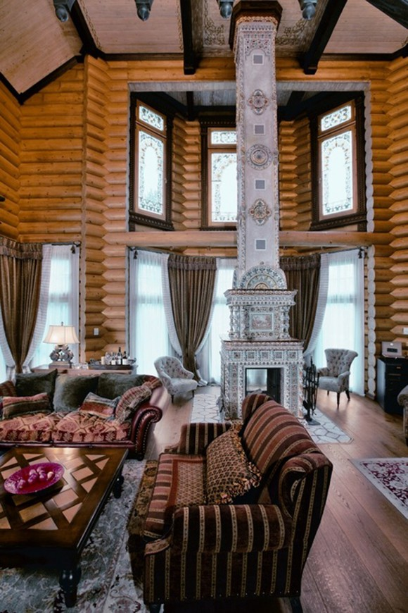 luxury siberian house designs