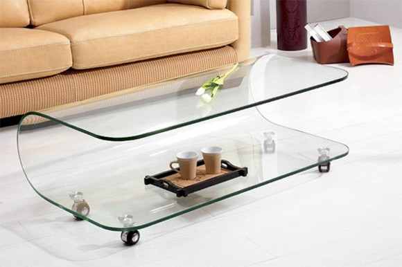 modern glass coffee table inspirations
