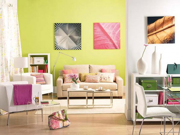 practical casual living room designs
