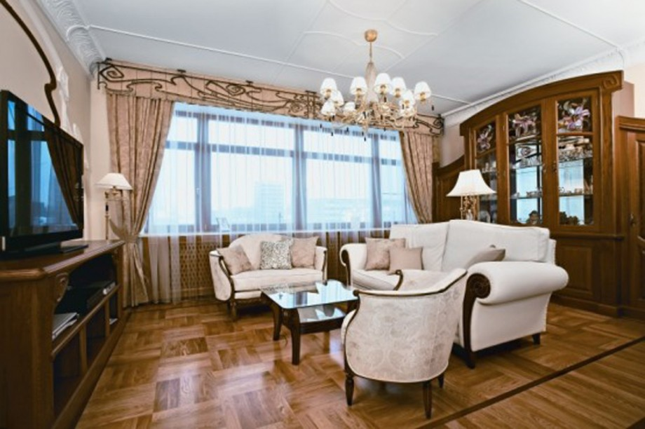 precious moscow apartment inspirations