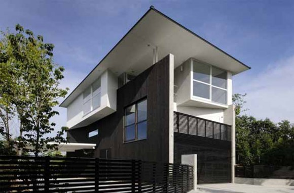 expressionist modern home design pictures