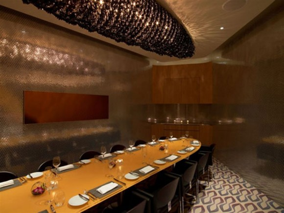 functional silk restaurant inspirations