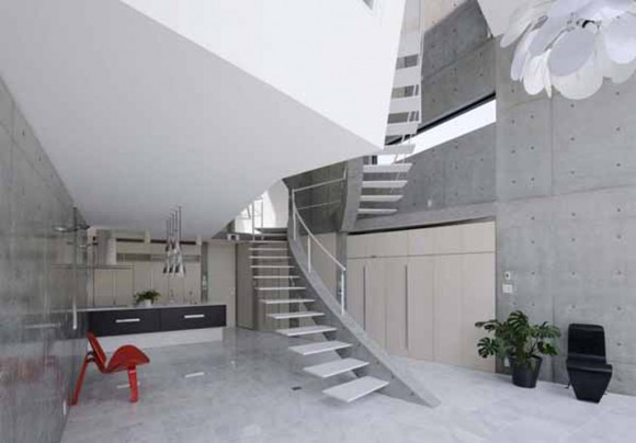 imaginative interior stair design ideas