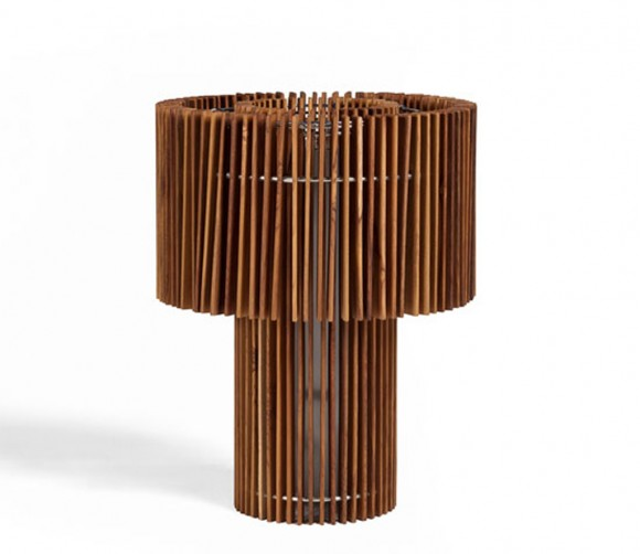 innovative wood table lamp applications