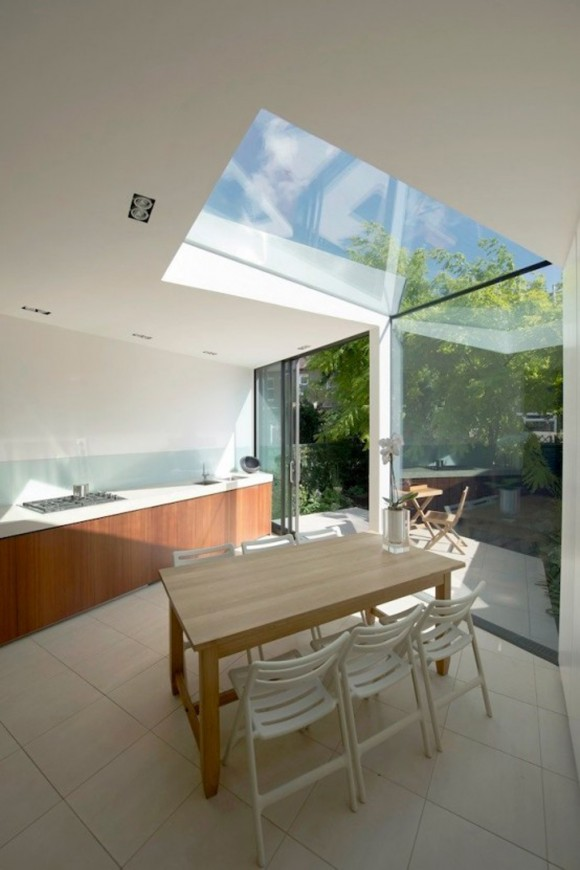 lights and airy home extensions ideas