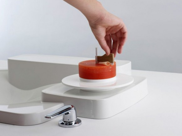 practical modular bathroom accessory