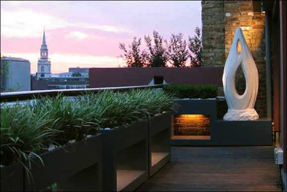 practical roof garden pictures