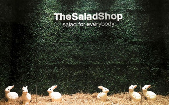 uniquely the salad shop inspirtaion