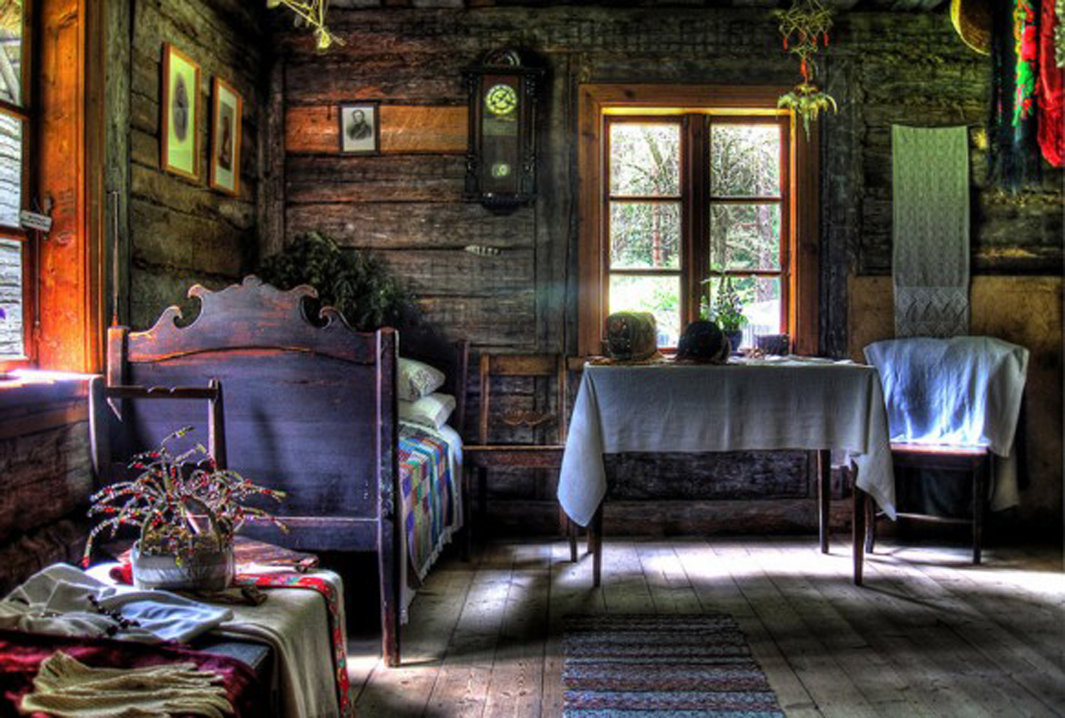 Vintage house interior decorations Vintage interior