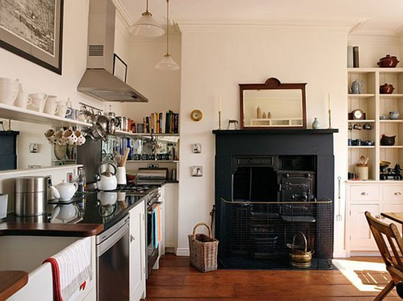 classic home fireside inspirations