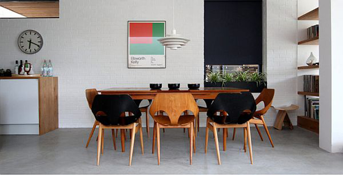 Contemporary Dining Room Ideas One Of 5 Total Pictures Contemporary