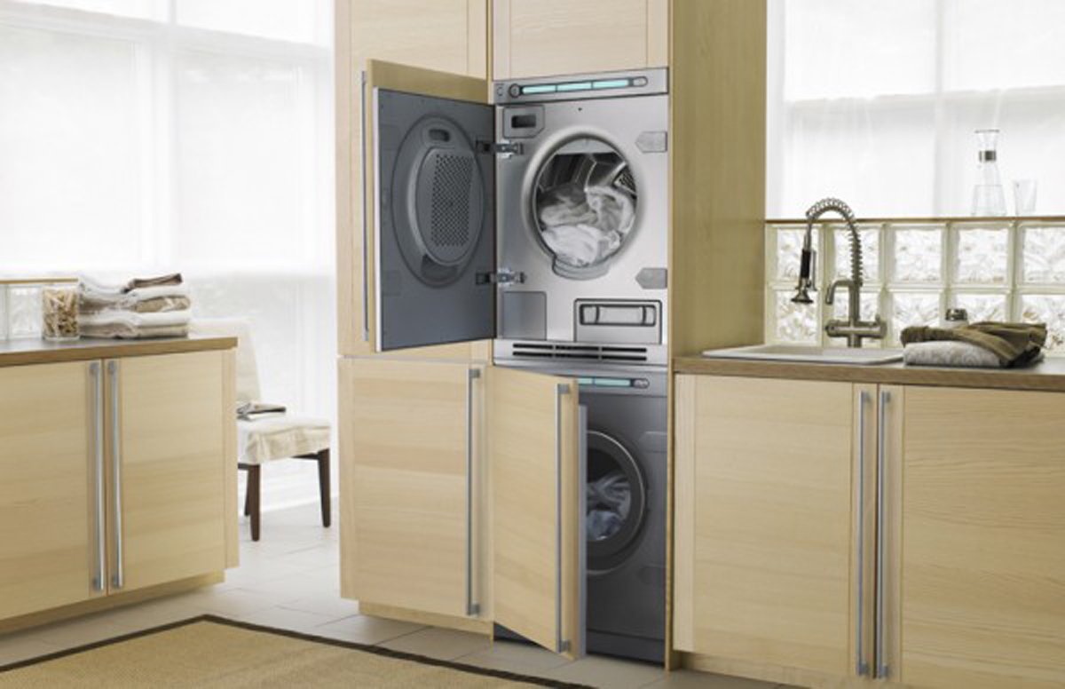 contemporary laundry room design inspirations