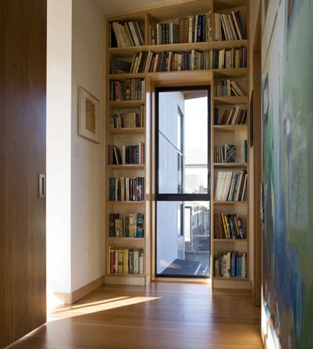 functional bookcase door plans - Iroonie.com