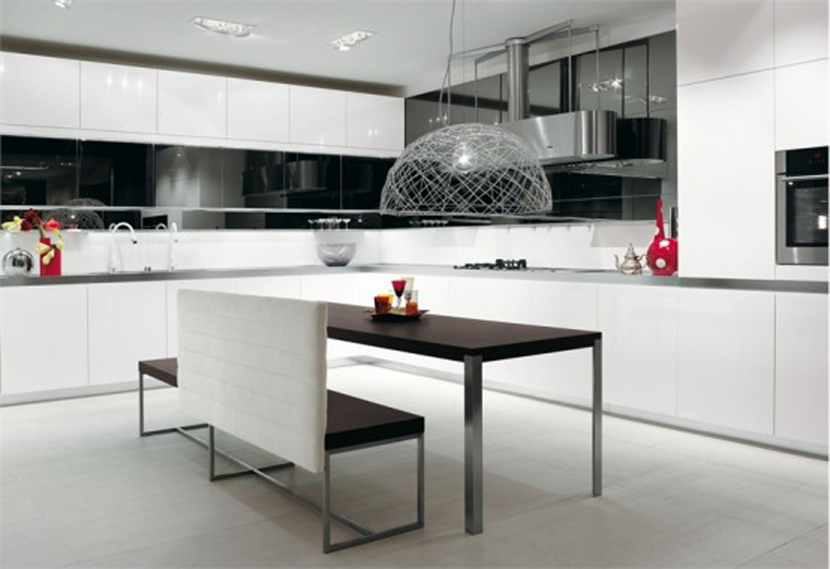 Distinctive Kitchen Design Pictures with Ultra Modern Interior ...