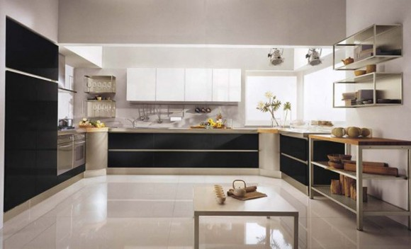 minimalist cooking space design ideas