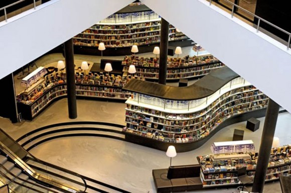 modern public library designs