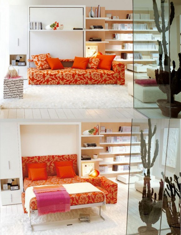 multi-purpose home furniture layouts