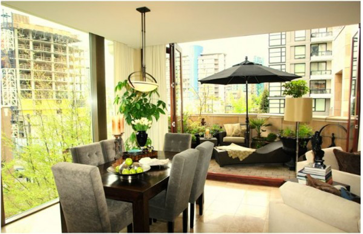 outdoor dining room applications