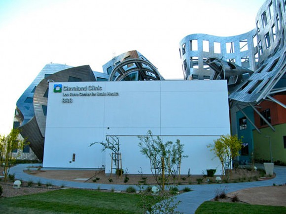 super unique Clinic Lou Ruvo Center Building