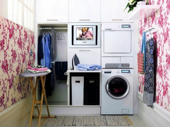 using multifunctional washing machine