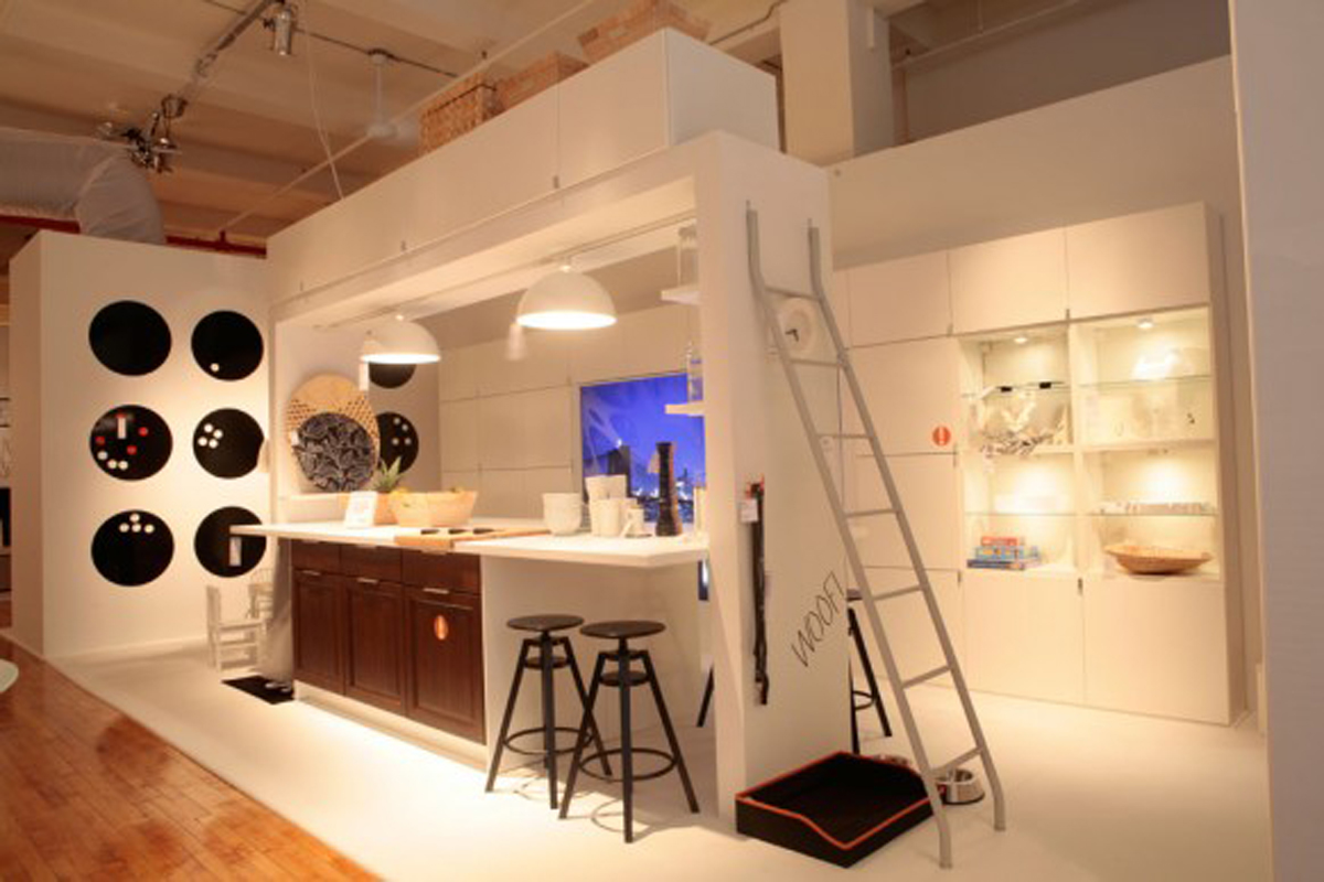 2011 Ikea Furniture Exhibition