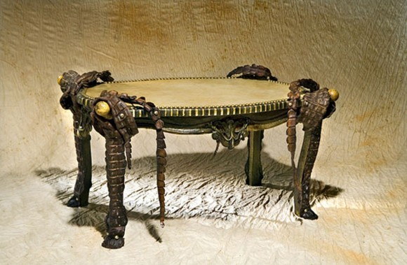 artistic internal coffee table designs