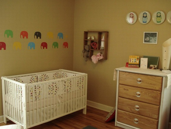 best baby nursery designs