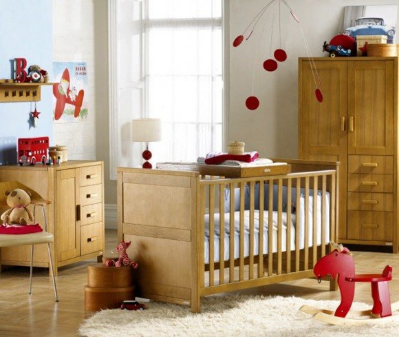 contemporary baby furniture plans