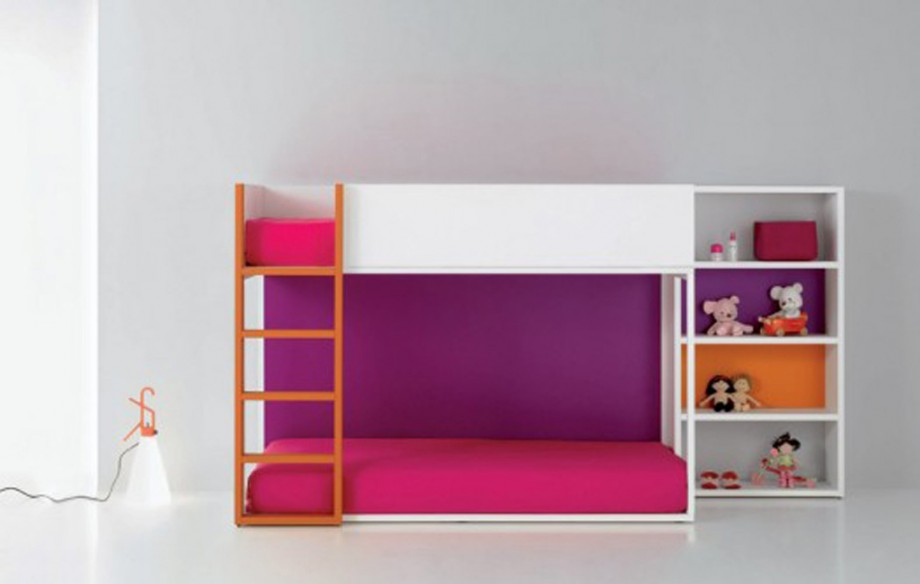 cool and funky bunk bed designs Iroonie