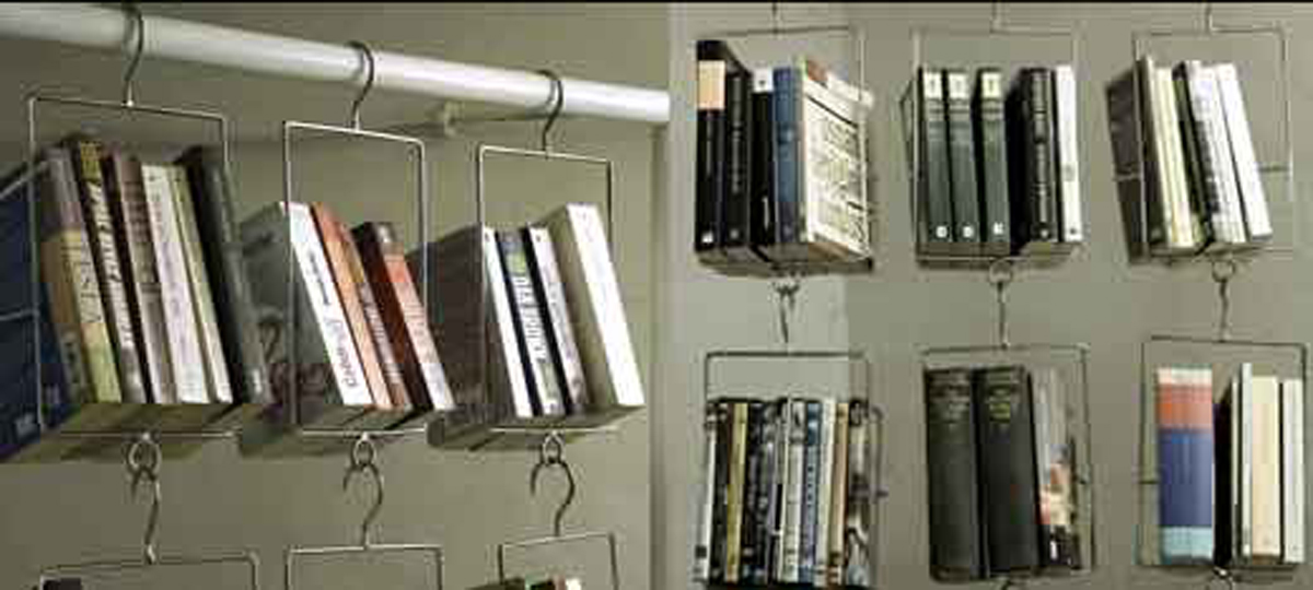 Hanging Book Storage 1200 x 540
