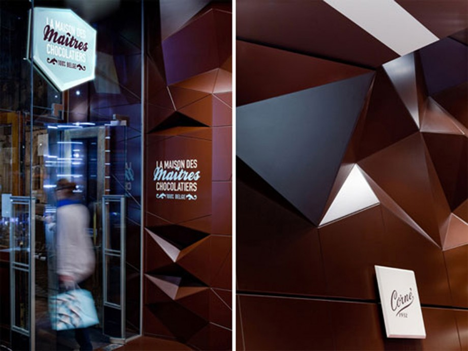 delicious chocolate store designs