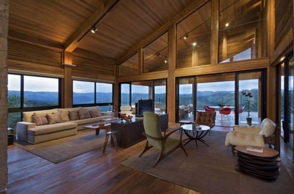 handsome mountain home inspirations